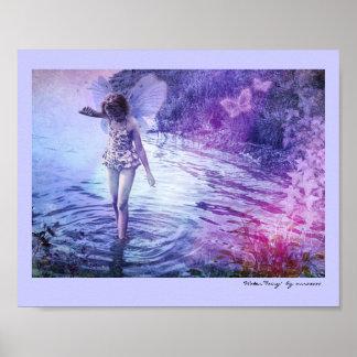 Water Fairy Print