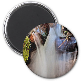 Water fall 2 inch round magnet