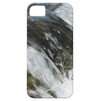 Water fall at a brook run iPhone SE/5/5s case