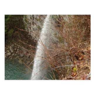 Water Fall at Fall Creek Falls, TN Postcard