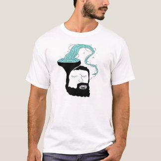 Water Fall Beard T-Shirt