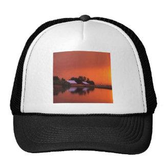 Water Fall River California Hat