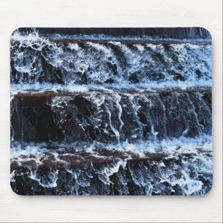 Water Fall Stop Motion Mouse Pad