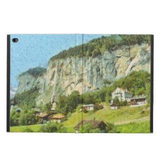 Water falling off a cliff powis iPad air 2 case