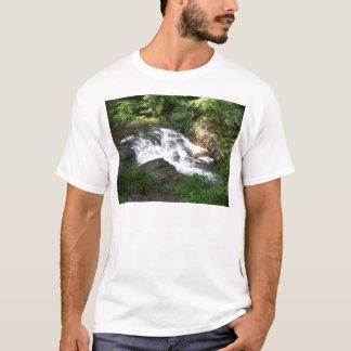 WATER FALLS AT CRAB TREE FALLS VA T-Shirt