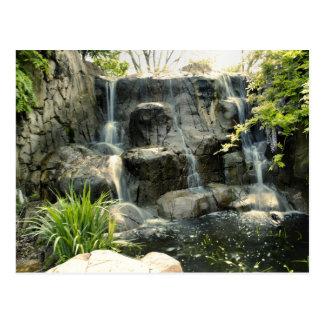 Water Falls Postcard