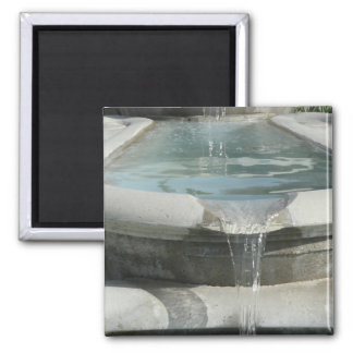 water feature 2 inch square magnet