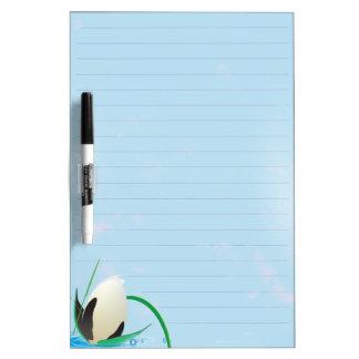 water flower dry eraseboard Dry-Erase board