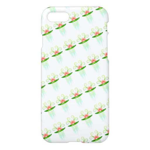 Water Flowers iPhone 8/7 Case