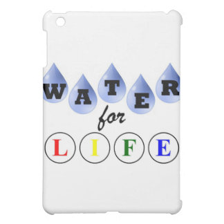 Water for Life iPad Mini Cover
