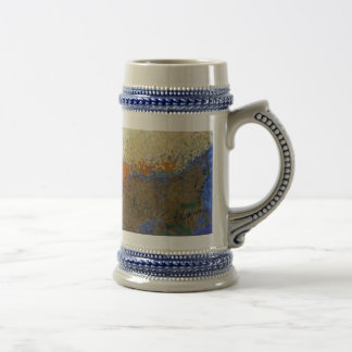 Water for melting ice beer stein
