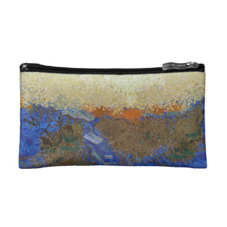 Water for melting ice cosmetic bag