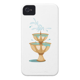 Water Fountain iPhone 4 Case-Mate Cases