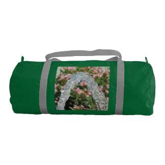 Water Fountain Gym Bag