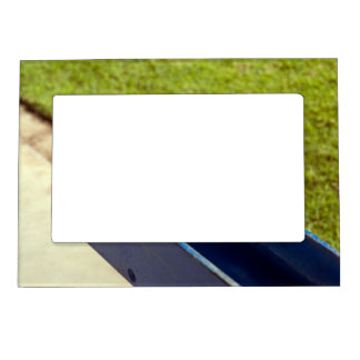 water fountain picture frame magnet
