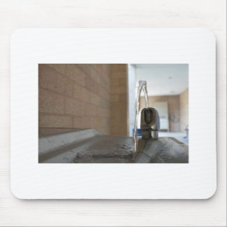 Water Fountain Mouse Pad