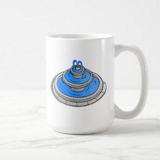 Water Fountain Mug