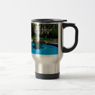 Water Fountain Of Riches Coffee Mug