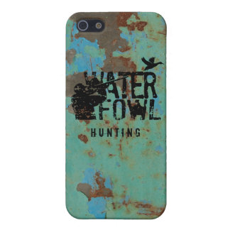 Water Fowl Hunting Case For iPhone SE/5/5s