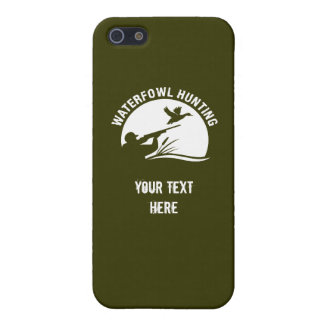 Water Fowl Hunting iPhone 5/5S Cases