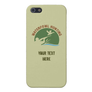 Water Fowl Hunting iPhone SE/5/5s Case