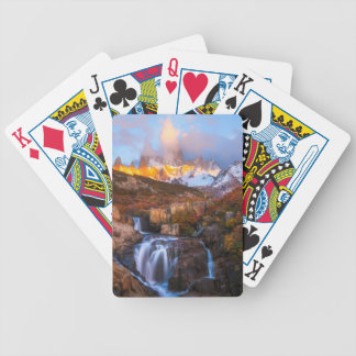 Water From Heaven Bicycle Playing Cards