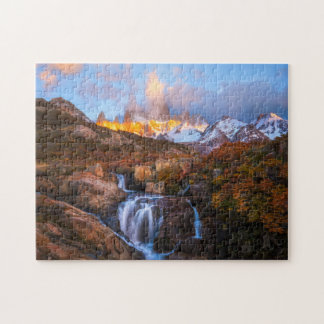 Water From Heaven Jigsaw Puzzle