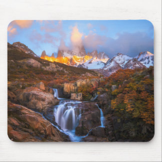 Water From Heaven Mouse Pad