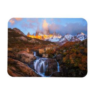 Water From Heaven Rectangular Photo Magnet