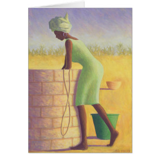 Water from the Well 1999 Card
