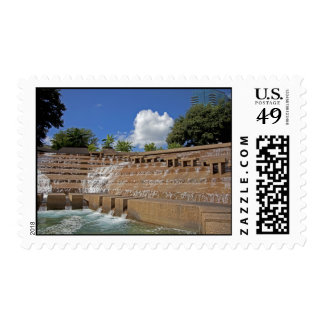 Water Gardens of Fort Worth Stamps