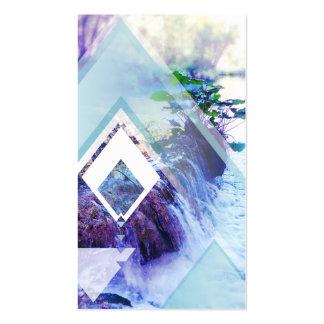 water geohaze business card