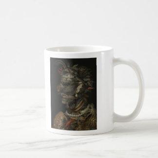 Water - Giuseppe Arcimboldo Classic White Coffee Mug