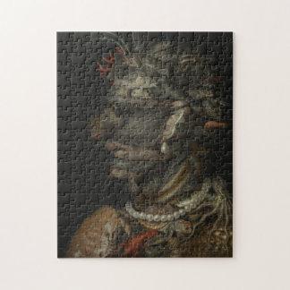 Water - Giuseppe Arcimboldo Jigsaw Puzzle