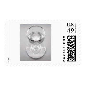 Water Goblet Stamp