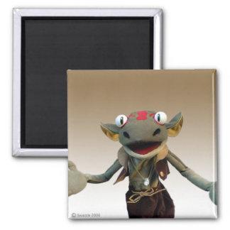 Water Goblin Magnet