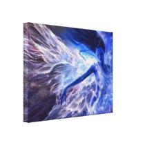 Water Goddess Canvas Print