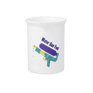 Water Gun Fun Pitchers