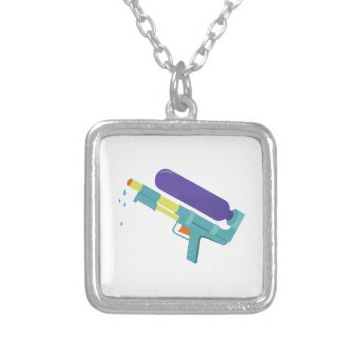 Water Gun Necklaces