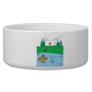 Water Hazard Bowl