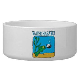Water Hazard Bowl