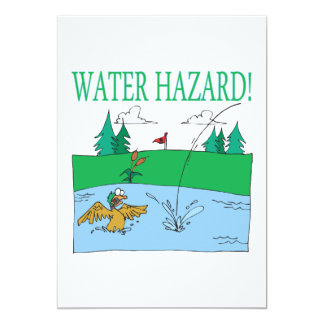 Water Hazard Custom Announcements