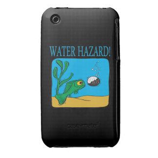 Water Hazard iPhone 3 Cover