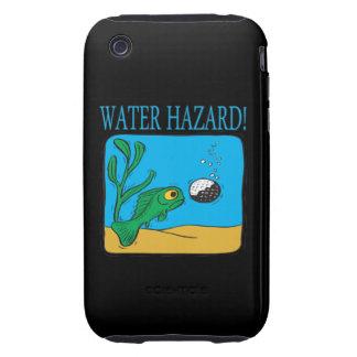 Water Hazard iPhone 3 Tough Covers