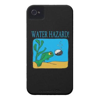Water Hazard iPhone 4 Case