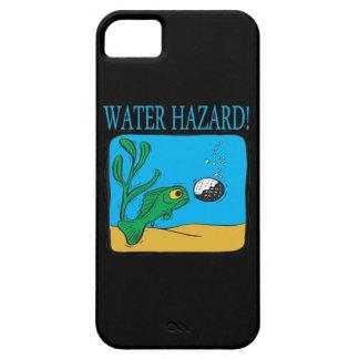 Water Hazard iPhone 5 Case