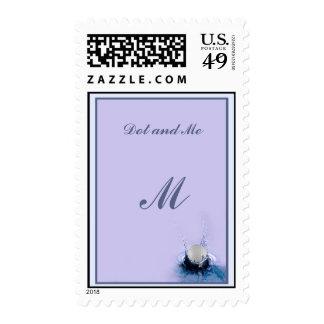 Water Hazard Postage Stamp