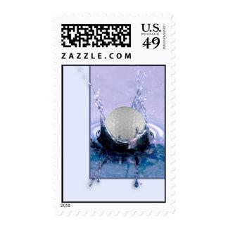 Water Hazard Stamp