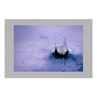 Water Hazard Poster