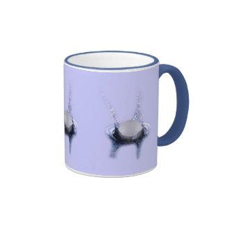 Water Hazard Ringer Coffee Mug
